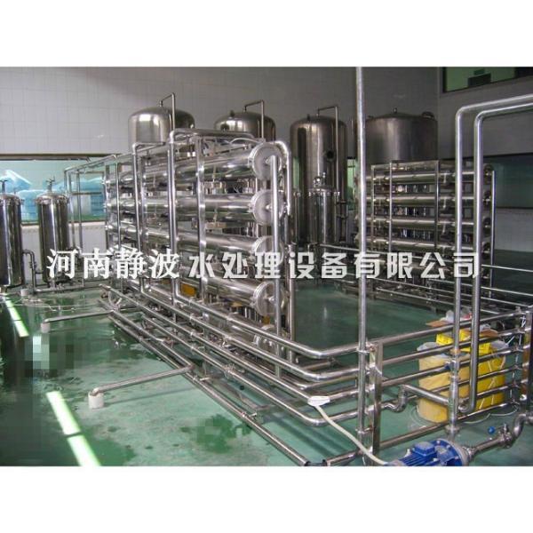 郑州饮用水公司购置三合一灌装设备